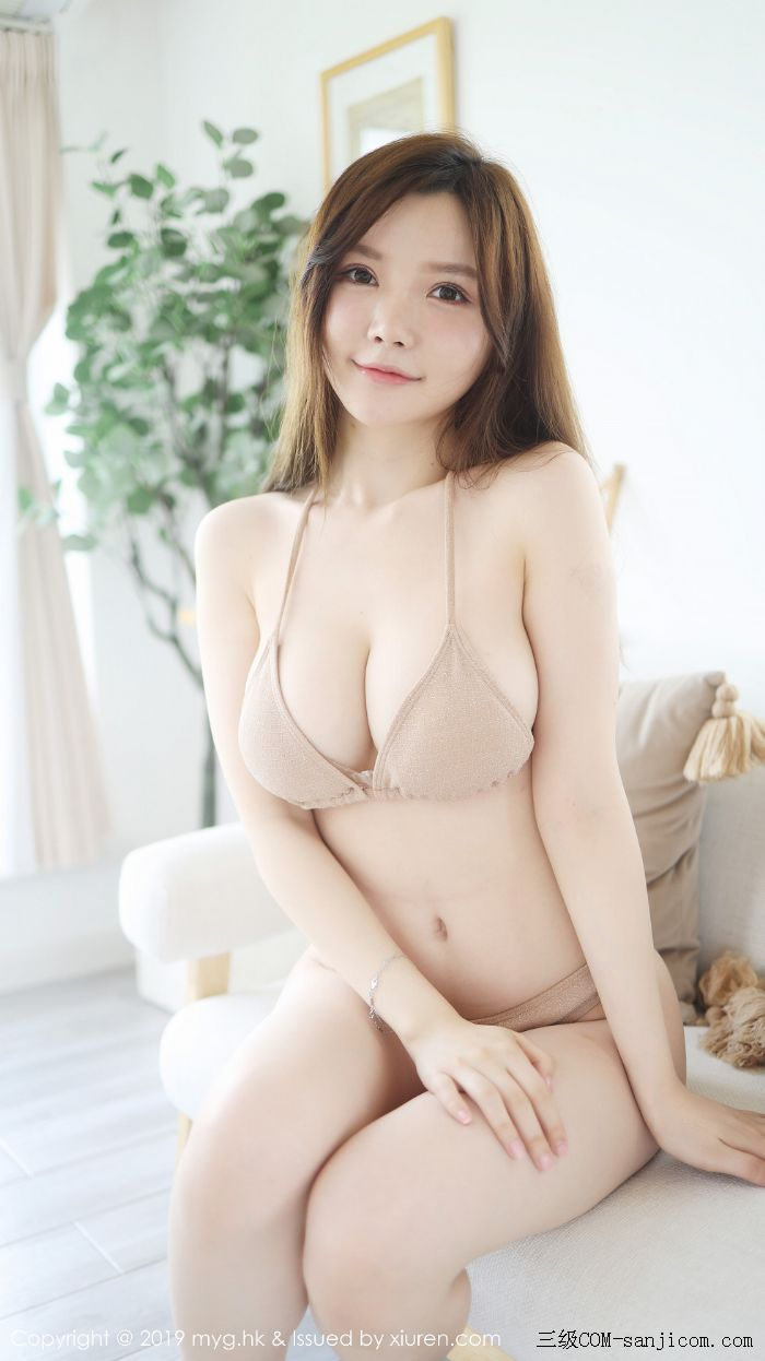 [MyGirl美媛馆]Vol.398_嫩模糯美子Mini私房性感肉色内衣秀豪乳翘臀完美诱惑写真[17/50]