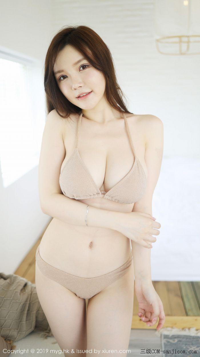 [MyGirl美媛馆]Vol.398_嫩模糯美子Mini私房性感肉色内衣秀豪乳翘臀完美诱惑写真[29/50]