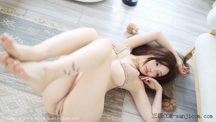 [MyGirl美媛馆]Vol.398_嫩模糯美子Mini私房性感肉色内衣秀豪乳翘臀完美诱惑写真[3/50]