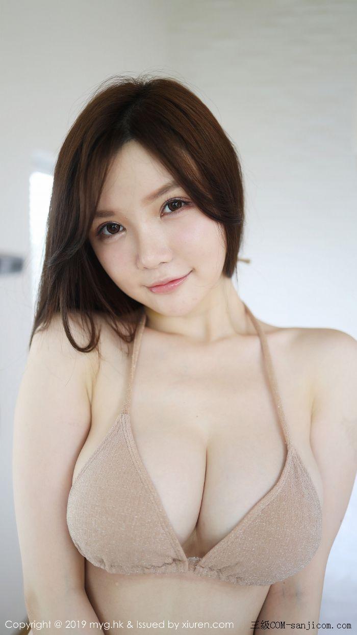 [MyGirl美媛馆]Vol.398_嫩模糯美子Mini私房性感肉色内衣秀豪乳翘臀完美诱惑写真[32/50]
