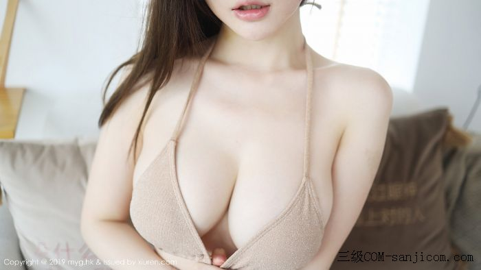 [MyGirl美媛馆]Vol.398_嫩模糯美子Mini私房性感肉色内衣秀豪乳翘臀完美诱惑写真[35/50]