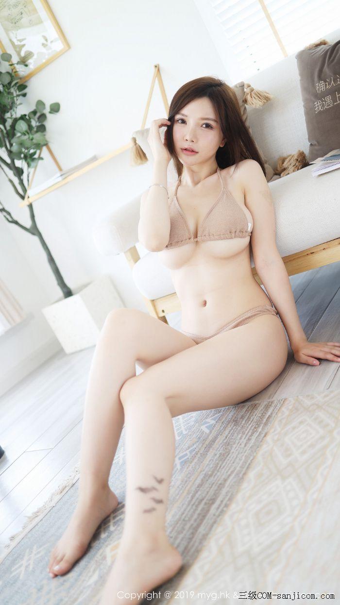 [MyGirl美媛馆]Vol.398_嫩模糯美子Mini私房性感肉色内衣秀豪乳翘臀完美诱惑写真[39/50]