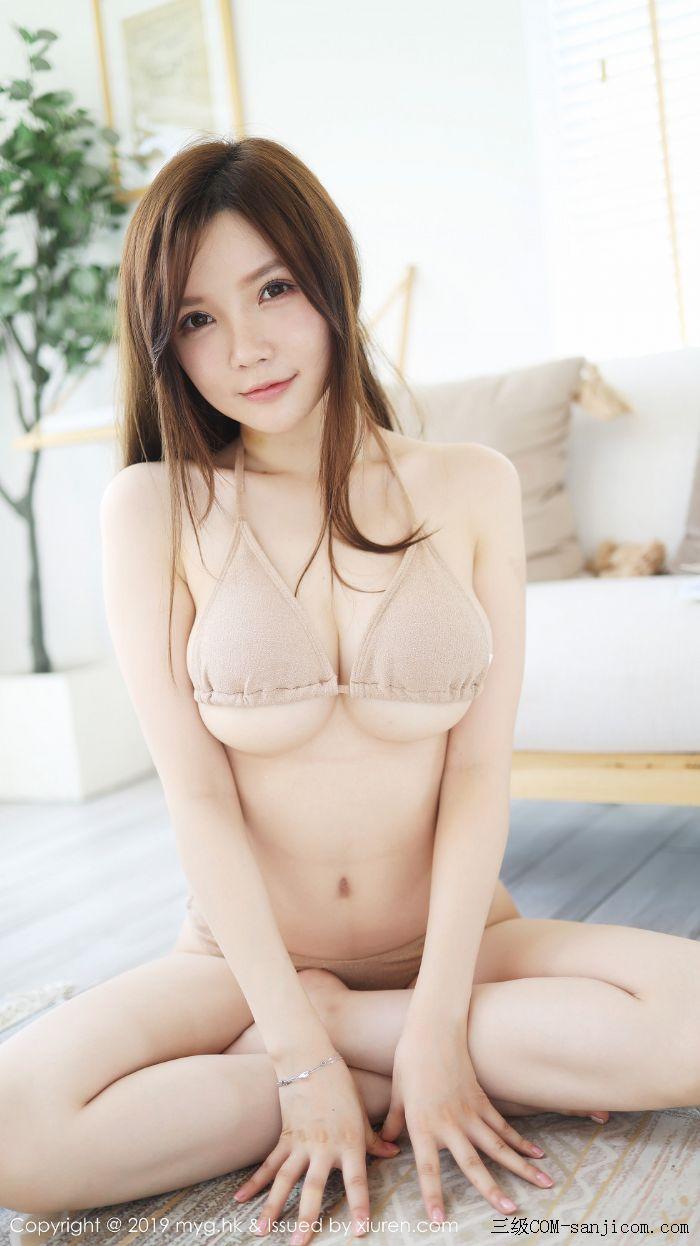 [MyGirl美媛馆]Vol.398_嫩模糯美子Mini私房性感肉色内衣秀豪乳翘臀完美诱惑写真[40/50]