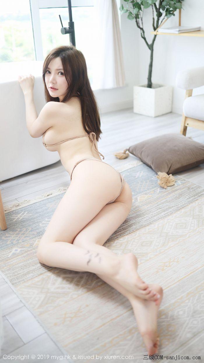 [MyGirl美媛馆]Vol.398_嫩模糯美子Mini私房性感肉色内衣秀豪乳翘臀完美诱惑写真[50/50]