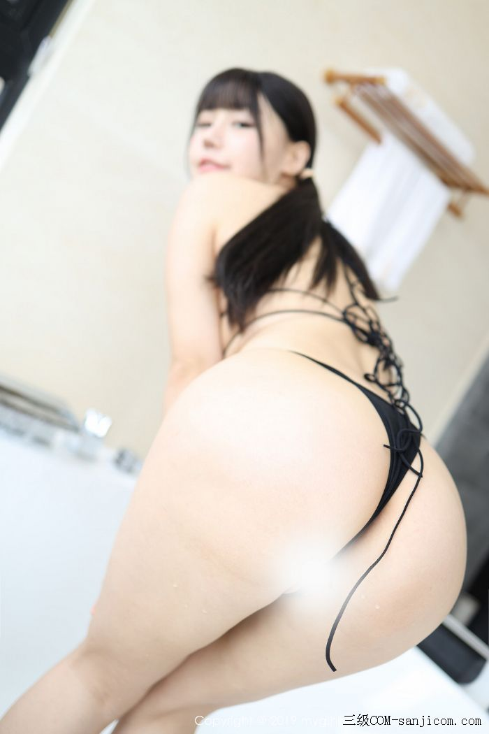 [MyGirl美媛馆]Vol.400_嫩模Flower朱可儿大理旅拍浴室里黑色情趣内衣完美诱惑写真[12/45]
