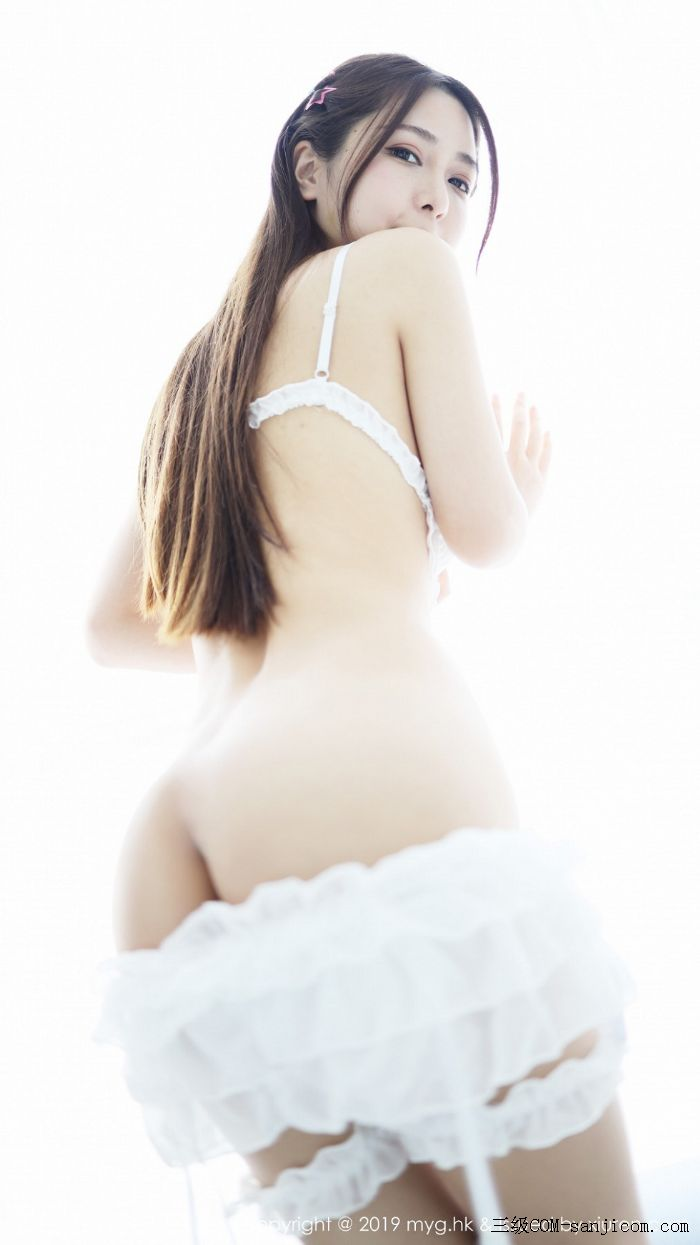 [MyGirl美媛馆]Vol.406_嫩模luna张静燕全裸遮胸私房白色内衣秀苗条身材性感迷人写真[14/42]