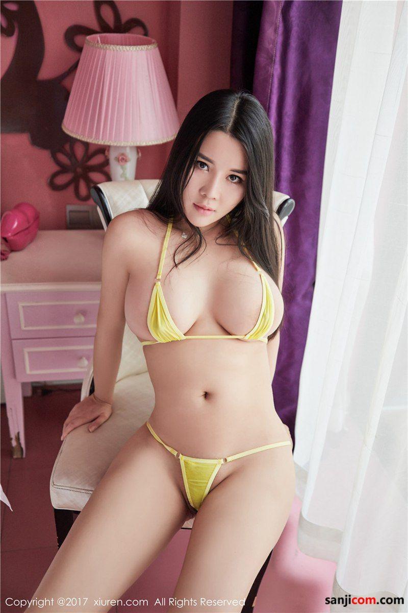 性感美女Sukki肥臀丰满居家写真[3/16]
