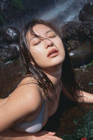 日本女优矢吹春奈性感Wanibooks写真(3)[50P]