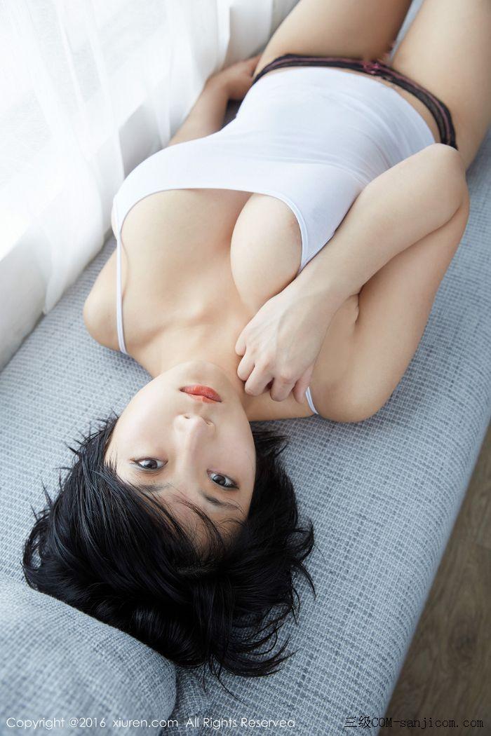 [XiuRen秀人网]No.453_巨乳嫩模雨瞳Yoyo大尺度全裸遮胸秀G杯豪乳极致诱惑写真[59/62]