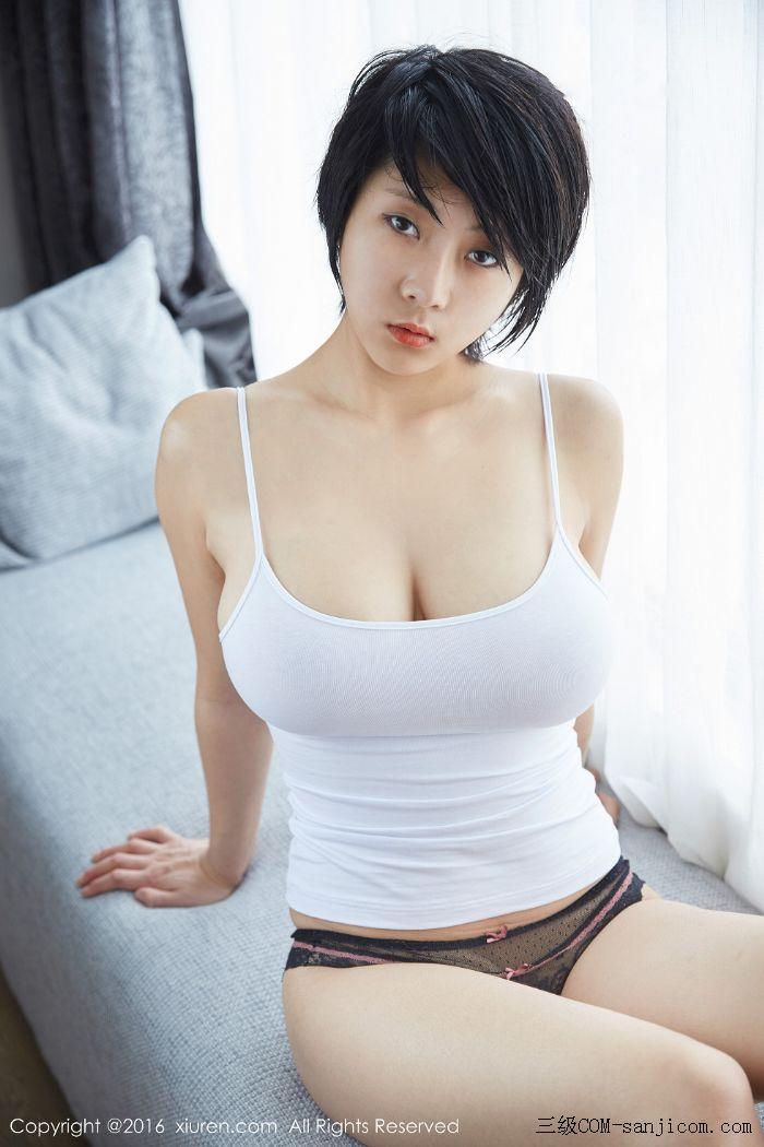 [XiuRen秀人网]No.453_巨乳嫩模雨瞳Yoyo大尺度全裸遮胸秀G杯豪乳极致诱惑写真[60/62]